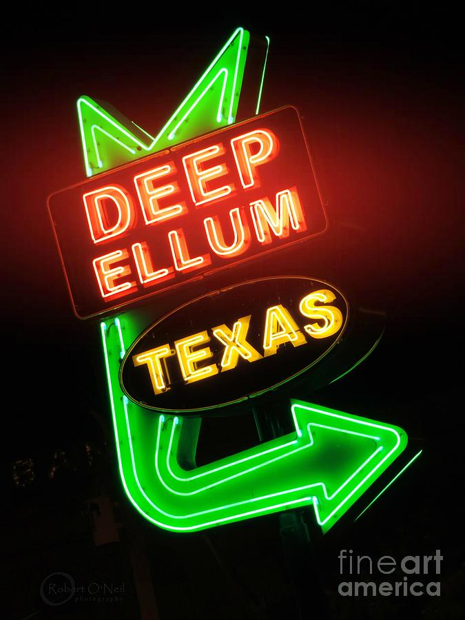 On Transitions and DeepEllum