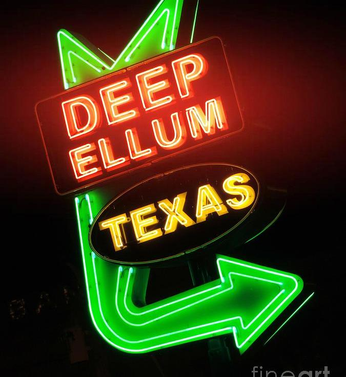 On Transitions and Deep Ellum
