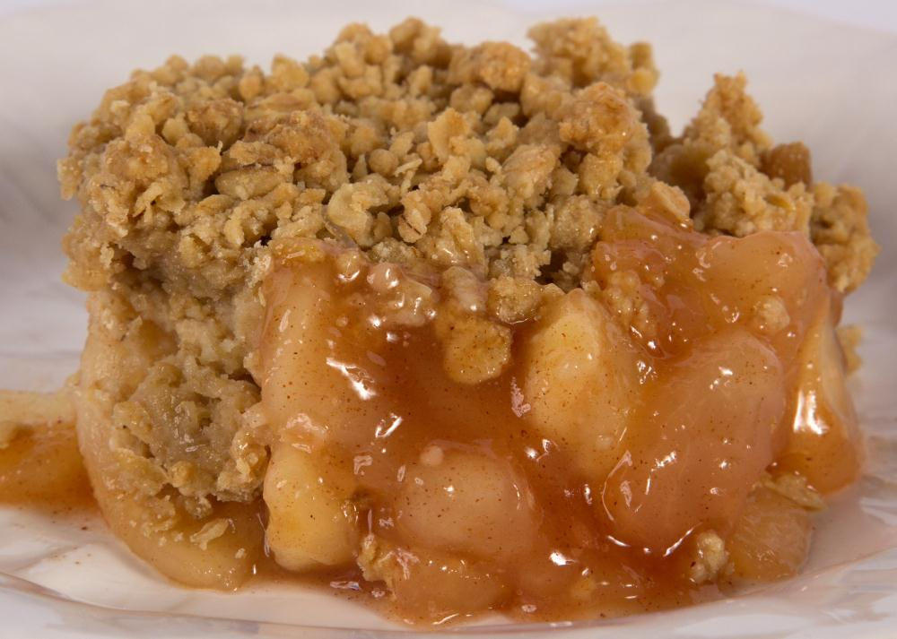 On Apple Crisp and Pie in General