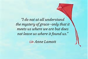 Of Anne Lamott and Finding Peace