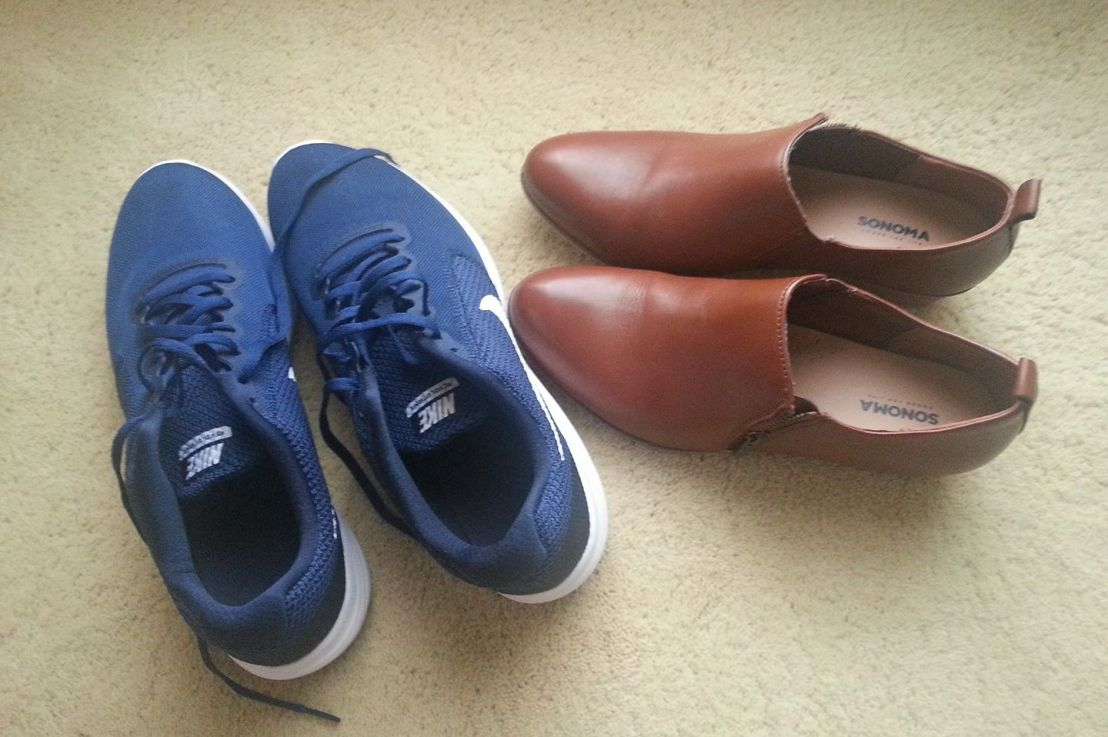 On Gratitude andShoes